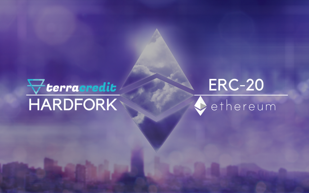 TerraCredit DAO is performing a hard-fork